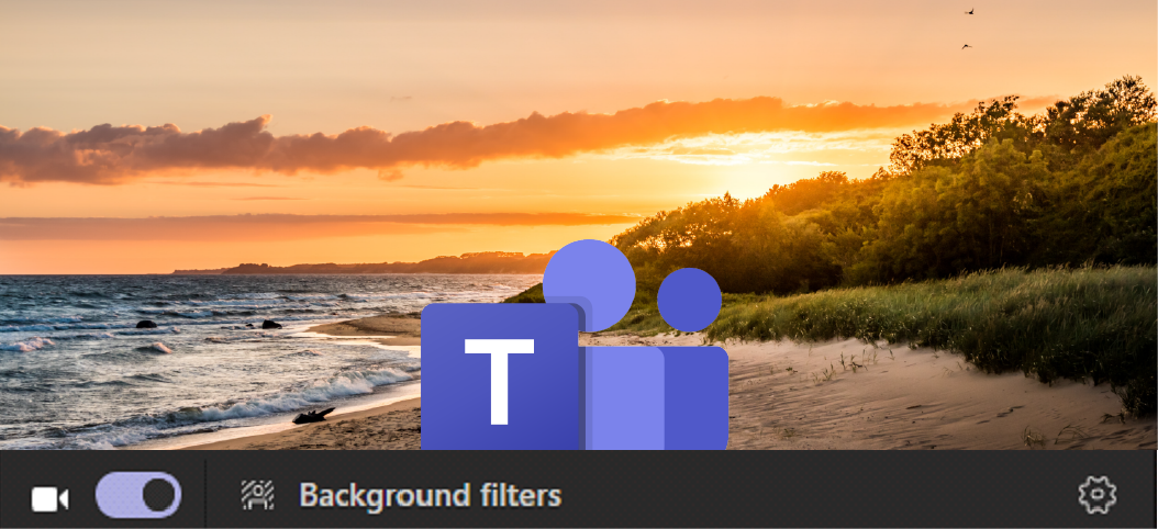 Microsoft Teams Background, more than a pretty feature