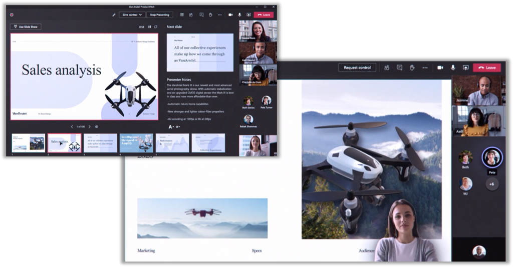Enhancements like Dynamic View and Custom Layouts will make meetings more focused and engaging