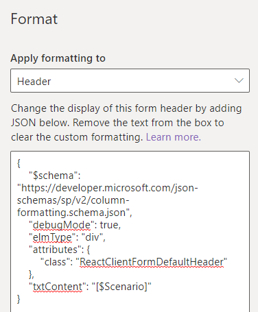 Microsoft 365 Roadmap Update: Apply custom JSON to your list forms without PowerApps