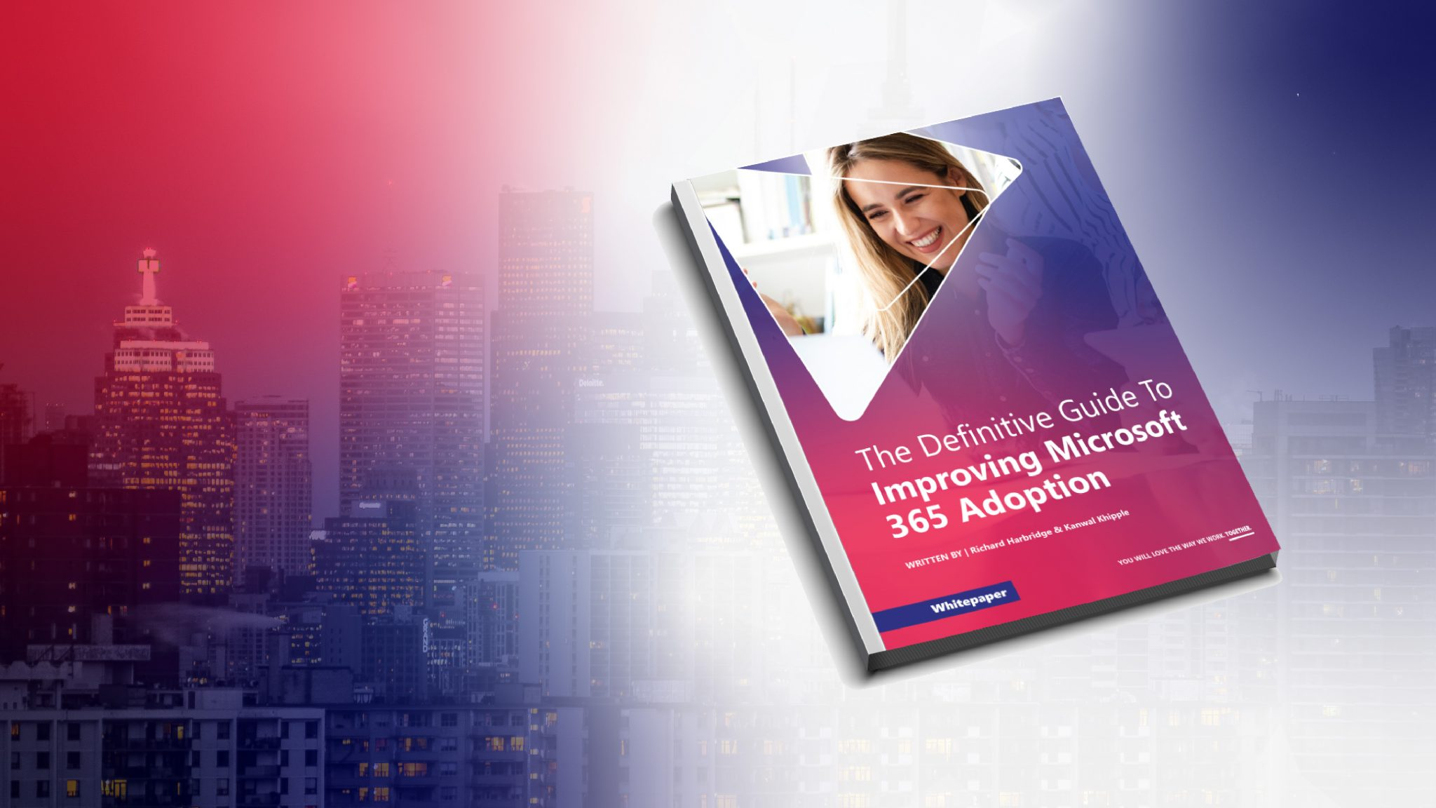 70+ Pages with <br> Everything You <br> Need to Know to <br> Ensure Microsoft 365 <br> Adoption